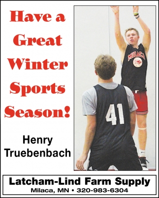 Have a Great Winter Sports Season!