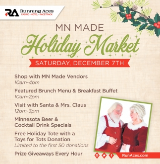 MN Made Holiday Market