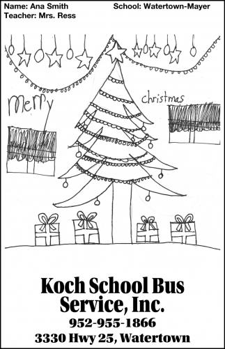 Koch School Bus Service
