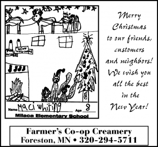 Merry Christmas to Our Friends, Customers & Neighbors!