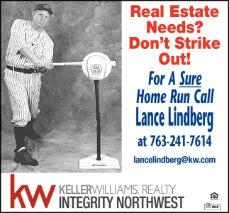 Real Estate Needs? Don't Strike Out!