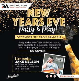 New Years Eve Party & Play
