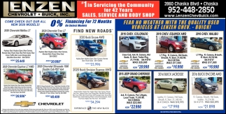 #1 in Servicing the Community for 42 Year Sales, Service and Body Shop