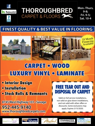 Finest Quality & Best Value in Flooring