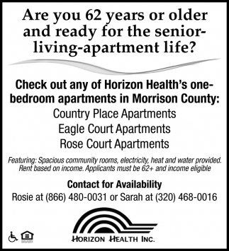 Are You 62 Years or Older and Ready for the Senior Living Apartment Life?