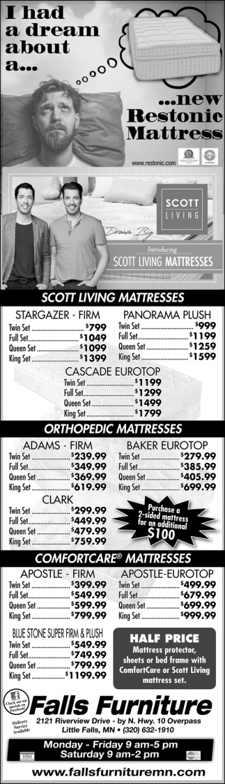 Scott Living Mattresses
