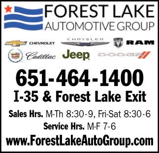 Forest Lake Automotive Group