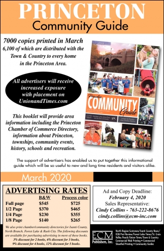 Princeton Community Guide