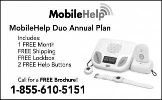 MobileHelp Duo Annual Plan