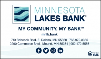 My Community. My Bank