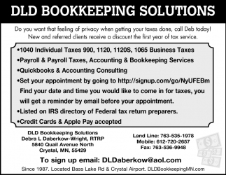 DLD Bookkeeping Solutions