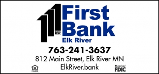 First Bank of Elk River