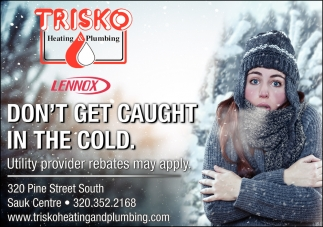 Don't Get Caught in the Cold