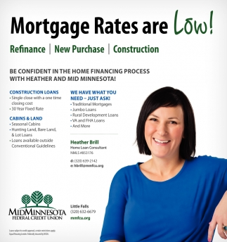 Mortgage Rates are Low!