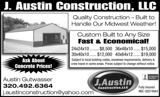 Ask About Concrete Prices!