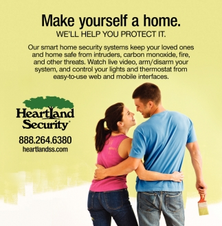 Make Yourself a Home. We'll Help You Protect It