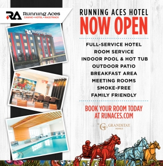 Running Aces Hotel