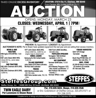 Timed Online Excess Inventory Auction