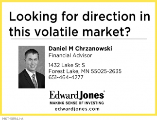 Looking for Direction in this Volatile Market?