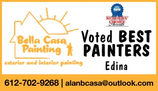 Voted Best Painting Company