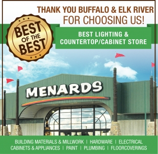 Thank You Buffalo & Elk River for Choosing Us!