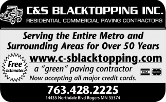 Serving the Entire Metro and Surrounding Areas for Over 50 Years