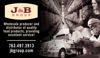 Wholesale Producer and Distributor of Quality Food Products, Providing Excellent Service!