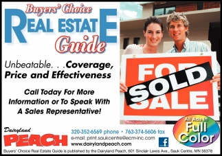Buyers' Choice Real Estate Guide
