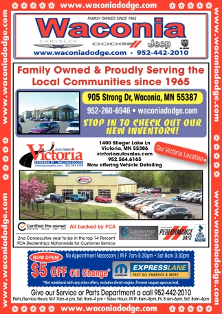 Family Owned & Proudly Serving the Local Communities Since 1965