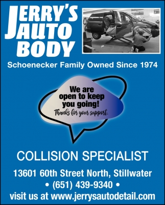 Collision Specialist