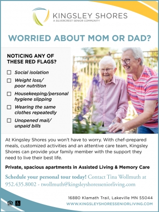 Worried About Mom or Dad?
