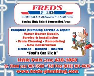 Serving Little Falls & Surrounding Areas