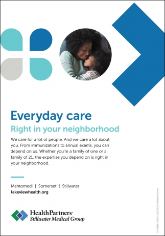Everyday Care Right in Your Neighborhood
