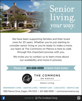 Senior Living, Your Way