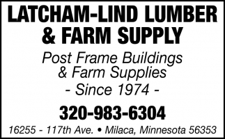 Post Frame Buildings & Farm Supplies