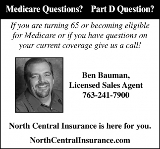 North Central Insurance is Here for You