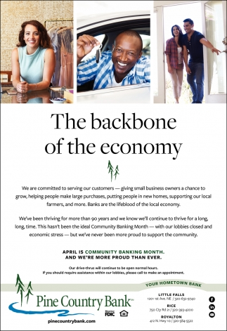 The Backbone of the Economy