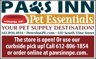 Your Pet Supply Destination!