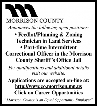 Part-Time Intermittent Correctional Officer