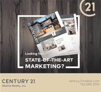 Looking for: State-of-the-Art Marketing?