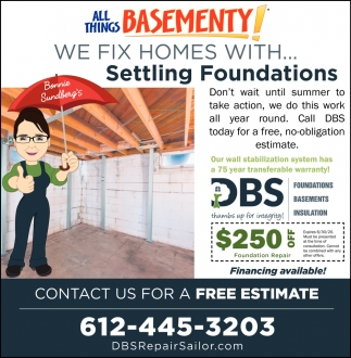 All Things Basementy!