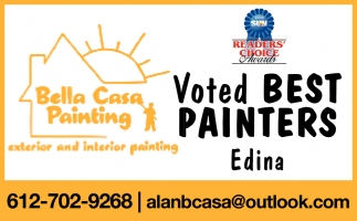 Voted Best Painters
