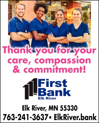 Thank You for Your Care, Compassion & Commitment!