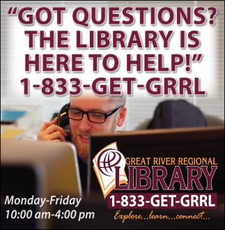 Got Questions? The Library is Here to Help!