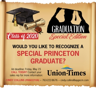 Class of 2020 Graduation Special Edition