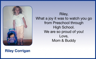 Riley Corrigan