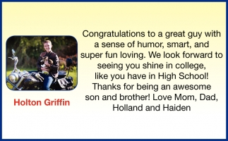 Holton Griffin