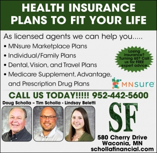 Health Insurance Plans to Fit Your Life