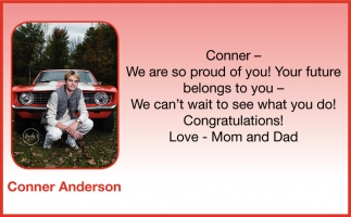 Conner Anderson
