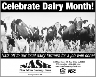 Celebrate Dairy Month!